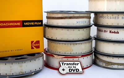 3 inch reels 16mm Movie Film