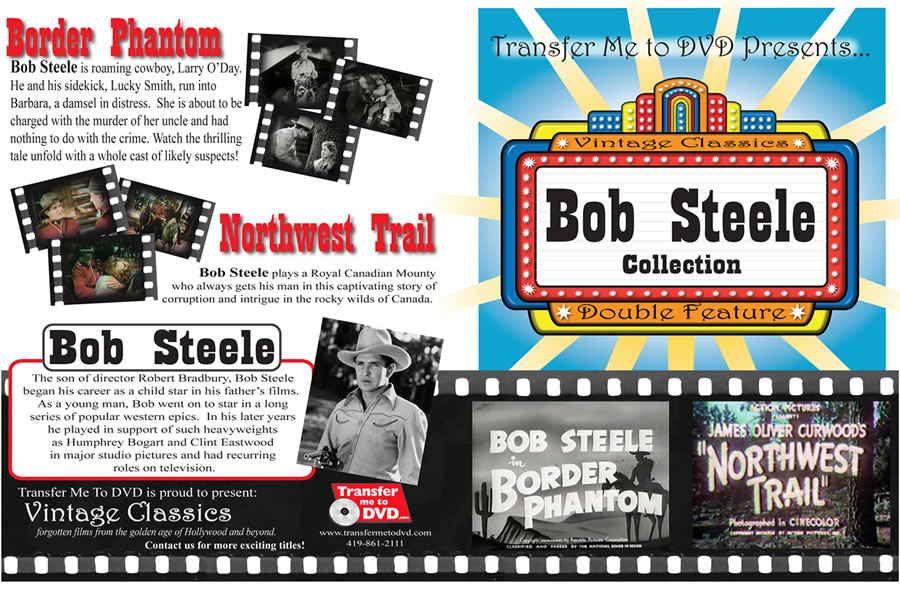 Bob Steele Double Feature