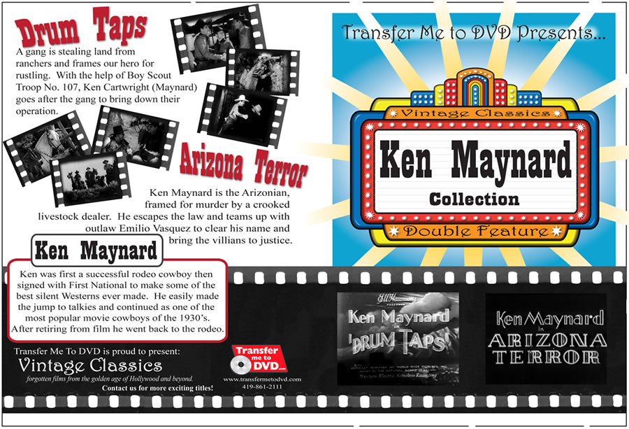 Ken Maynard Double Feature