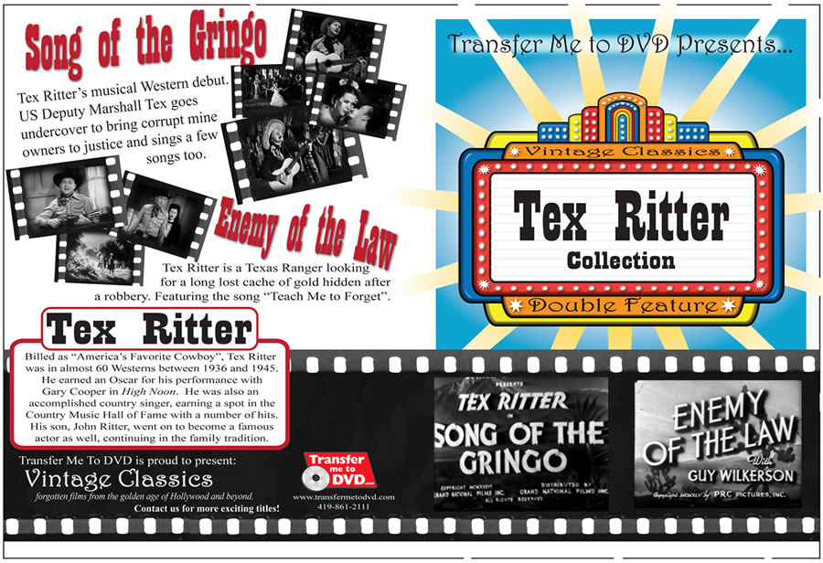 Text Ritter Double Feature