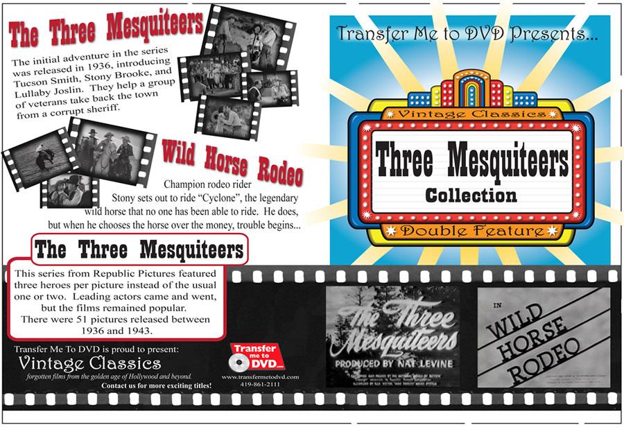 The Three Mesquiteers